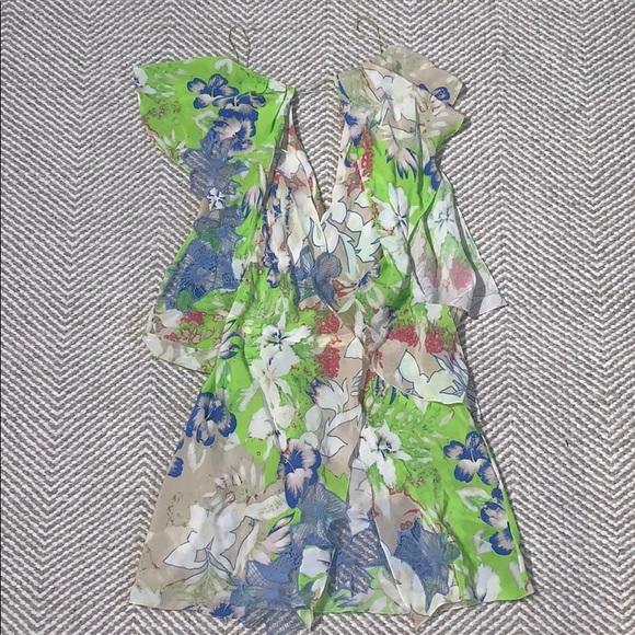 Vanessa Bruno Intimates Sleepwear Robe Bretelle Slip Dress Poshmark